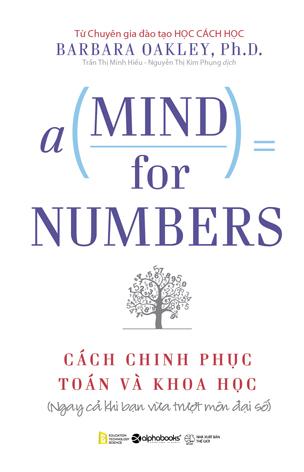 A Mind For Number - Cách Chinh Phục Toán Và Khoa Học