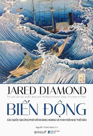 Súng, vi trùng và thép Jared Diamond
