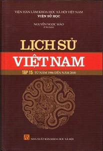 Lịch sử Việt Nam Nguyễn Ngọc Mão
