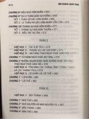 Bộ Giáo Luật 1983