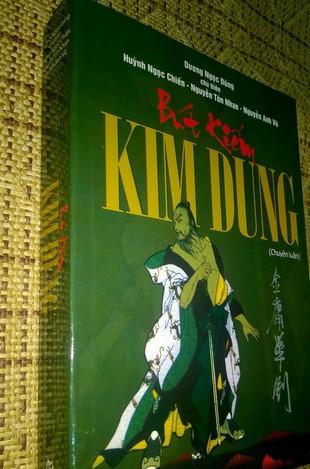 Vô Kỵ giữa chúng ta hay là Hiện tượng Kim Dung
