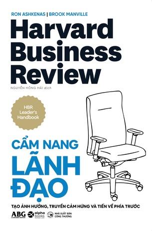HBR Cẩm Nang Lãnh Đạo