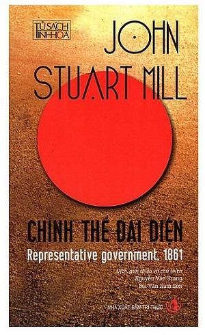 Chính Thể Đại Diện John Stuart Mill