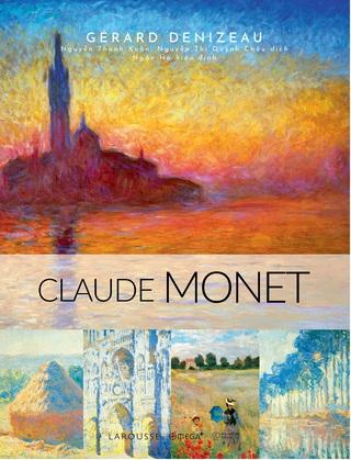 Sách nghệ thuật Claude Monet