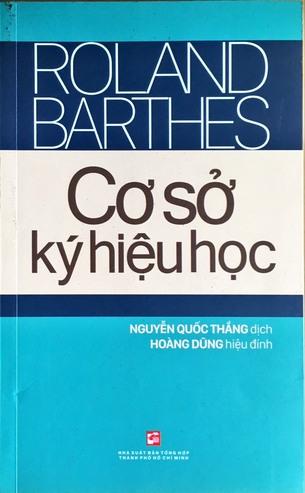 Sách Cơ Sở Ký Hiệu Học