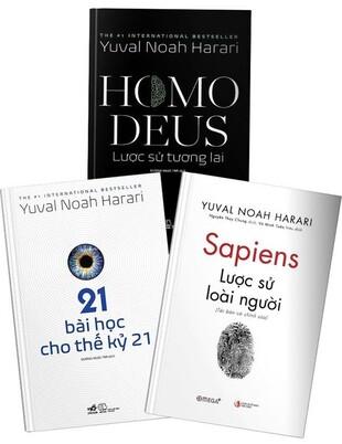 21 bài học cho thế kỷ 21 Yuval Noah Harari