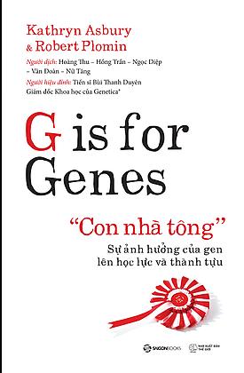 Con nhà tông sự ảnh hưởng của gen lên học lực và thành tựu