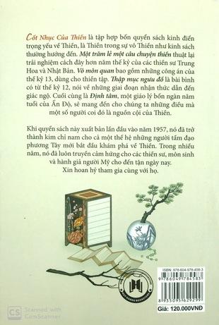Cốt Nhục Của Thiền Paul Reps, Nyogen Senzaki