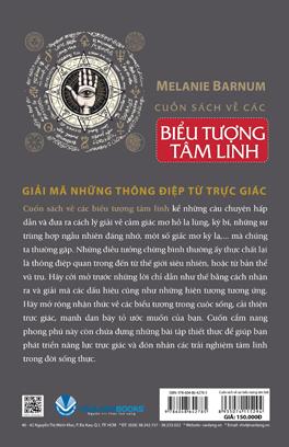 Cuốn sách về các biểu tượng tâm linh Melanie Barnum