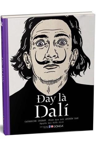 Danh họa nghệ thuật đây là Dalí