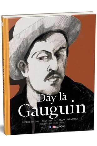 Danh họa nghệ thuật đây là Gauguin