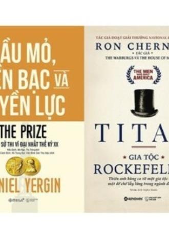 Dầu mỏ, tiền bạc và quyền lực - Titan: Gia tộc Rockefeller