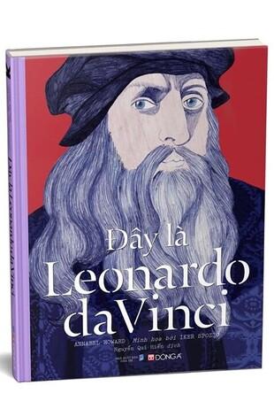 Danh họa nghệ thuật đây là Leonardo da Vinci