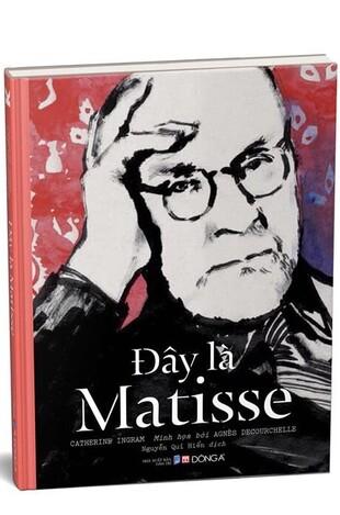 Danh họa nghệ thuật đây là Matisse