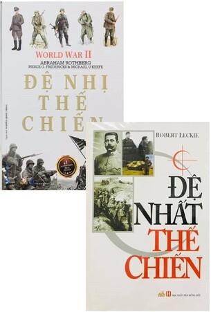 Combo Đệ Nhất Thế Chiến; Đệ Nhị Thế Chiến