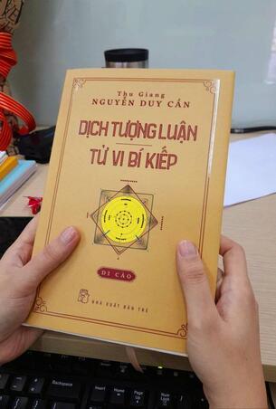 Dịch Tượng Luận: Tử Vi Bí Kíp; Thu Giang Nguyễn Duy Cần