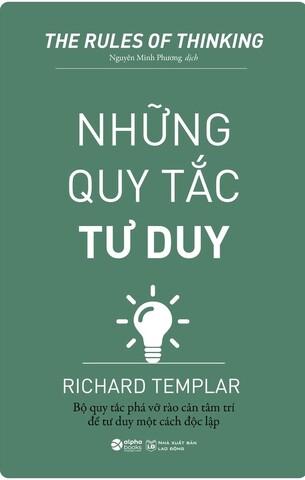 Những Quy Tắc Tư Duy Richard Templar