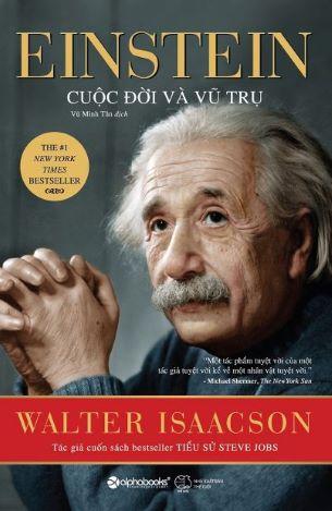 Einstein Cuộc Đời Và Vũ Trụ (Tái Bản 2020)