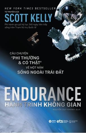 Sách Endurance hành Trình Không Gian Scott Kelly