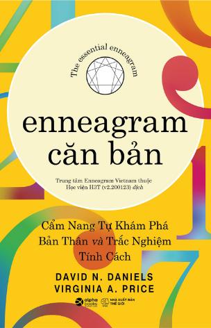 Enneagram Căn Bản - Cẩm Nang Tự Khám Phá Bản Thân Và Trắc Nghiệm Tính Cách