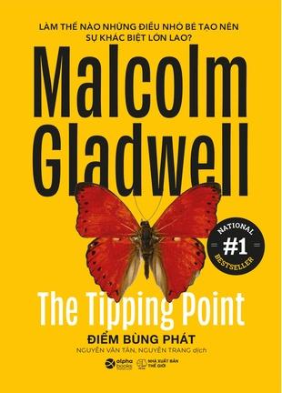 Điểm bùng phát Malcolm Gladwell