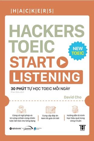 Hackers Toeic Start Listening