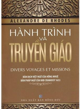 Alexandre de Rhodes: Phép Giảng Tám Ngày, Hành Trình và Truyền Giáo