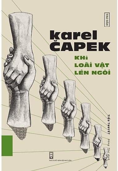 Karel Capek: Hoa Cúc Xanh - Khi Loài Vật Lên Ngôi