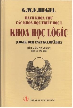 Bách khoa thư các khoa học triết học I: Khoa học logic - Hegel
