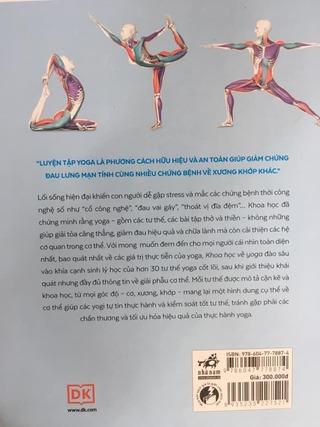 Khoa học yoga: Hiểu rõ giải phẫu và sinh lý học cơ thể để thực hành thành thục