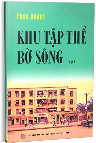 Sách Khu Tập Thể Bờ Sông tập 1 tập 2 Phan Khánh
