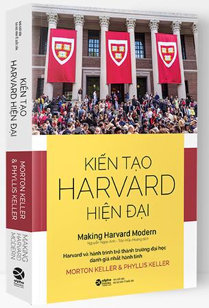 Kiến Tạo Harvard Hiện Đại - Kiến tạo Harvard Hiện Đại: Hành trình trở thành trường Đại học danh giá nhất hành tinh