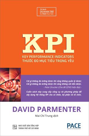 KPI Thước đo mục tiêu trọng yếu David Parmenter