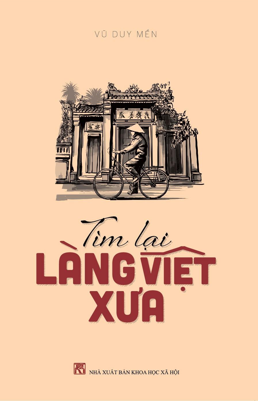 Tìm lại làng Việt xưa