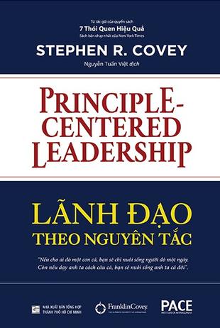 Lãnh đạo theo nguyên tắc Stephen R. Covey