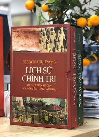Bộ Sách Trật Tự Chính Trị Và Suy Tàn Chính Trị (Bìa cứng)- Francis Fukuyama