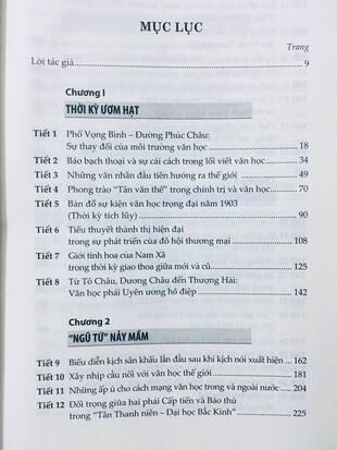 Lịch sử phát triển văn học hiện đại Trung Quốc