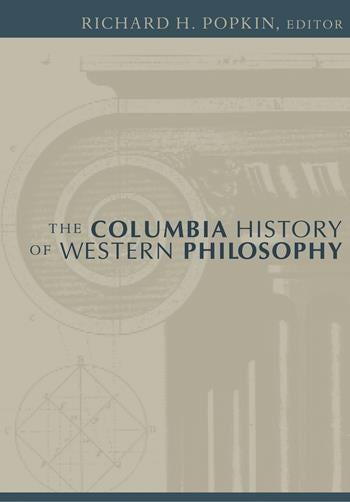 Lịch sử triết học Tây phương Richard H. Popkin