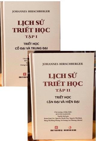 Lịch Sử Triết Học Tây Phương Johannes Hirschberger