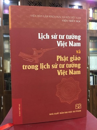 Lịch Sử Tư Tưởng Việt Nam và Phật Giáo Trong Lịch Sử Tư Tưởng Việt Nam (Bìa cứng)