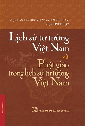 Lịch Sử Tư Tưởng Việt Nam và Phật Giáo Trong Lịch Sử Tư Tưởng Việt Nam