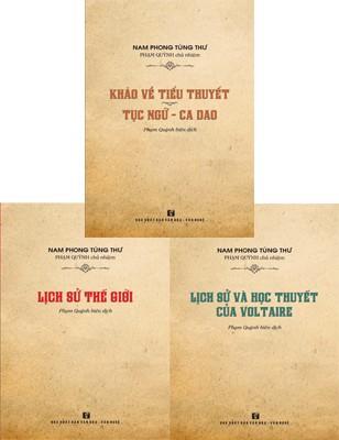 Lịch sử thế giới nam phong tùng thư