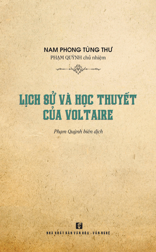 học thuyết của voltaire