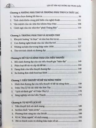 Lịch Sử Văn Học Đương Đại Trung Quốc