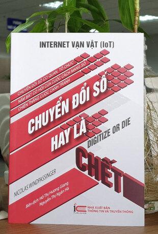 Internet Vạn vật (IoT): Chuyển đổi số hay là chết Nicolas Windpassinger