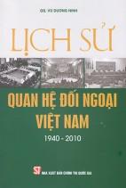 Lịch sử quan hệ đối ngoại Việt Nam 1940-2010