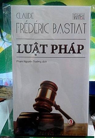 Luật pháp Claude Frédéric Bastiat