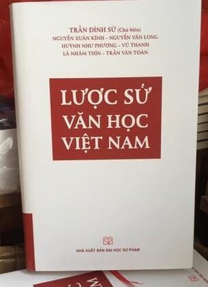 Lược Sử Văn Học Việt Nam Trần Đình Sử (chủ biên)