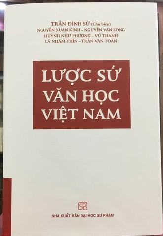 Lược Sử Văn Học Việt Nam - Trần Đình Sử (chủ biên)