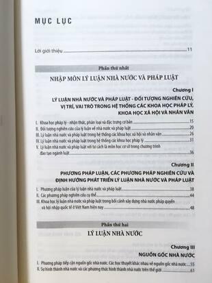 Giáo trình lý luận nhà nước và pháp luật Hoàng Thị Kim Quế